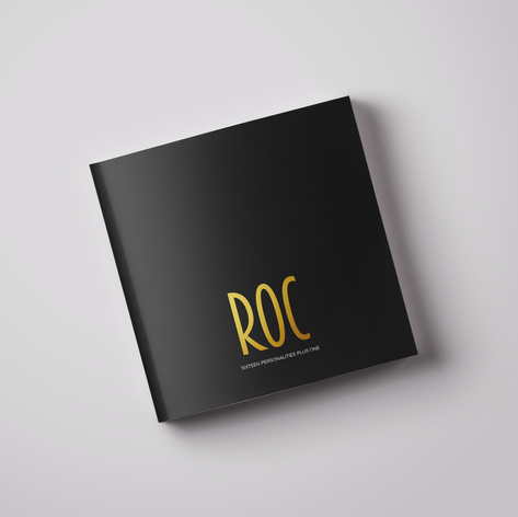 Roc Branding Concept