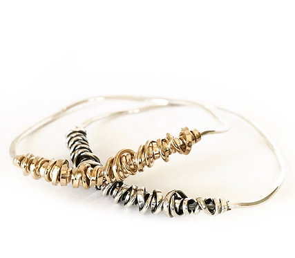 Classic Coiled Bangle