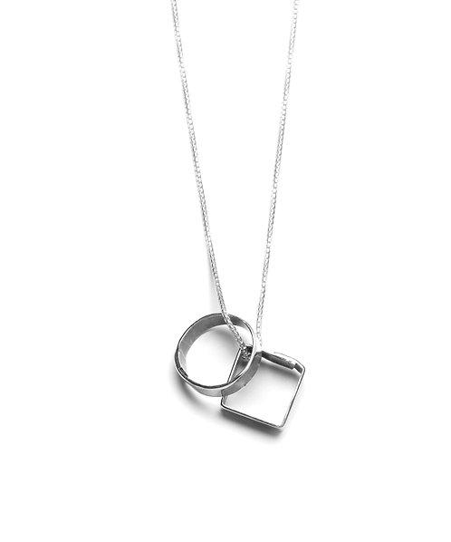 Mini Doubles Necklace