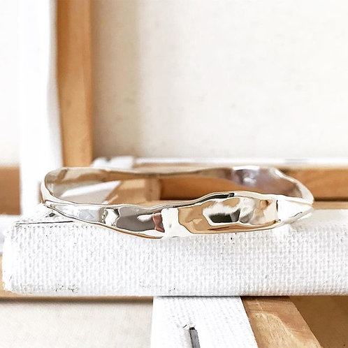 Moments Statement Bangle