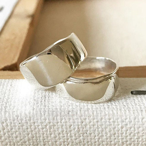 Moments Stacking Rings