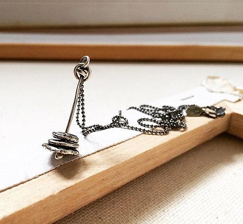Castanet Pendulum Necklace