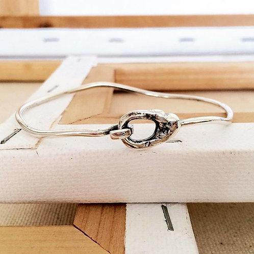 Tomboy Clasp Bracelet
