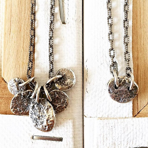 Castanet Charms Necklace