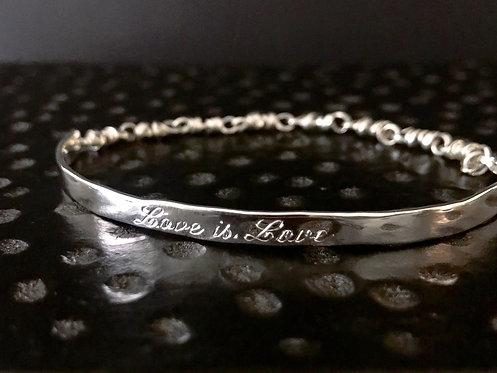 Moments Bar Bracelet