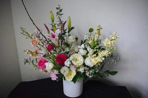 Grand Large Flower Arrangement
