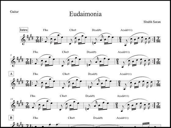 Eudaimonia • Guitar