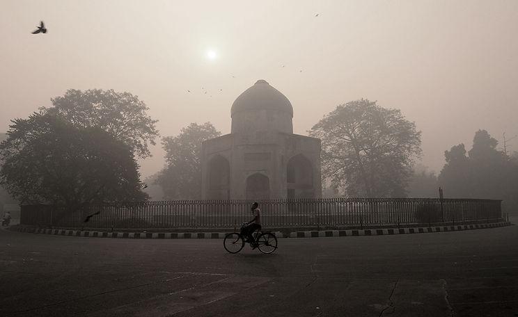 Dehli Haze Hmayra