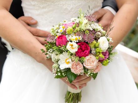 Termine für Hochzeiten in 2018