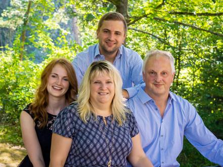 Familienfotoshooting als bleibende Erinnerung