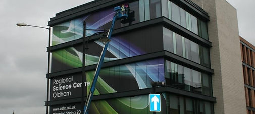 Surveys & Installations for Retail, Office & Businesses