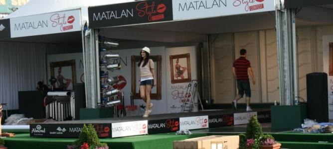 Matalan Exhibition