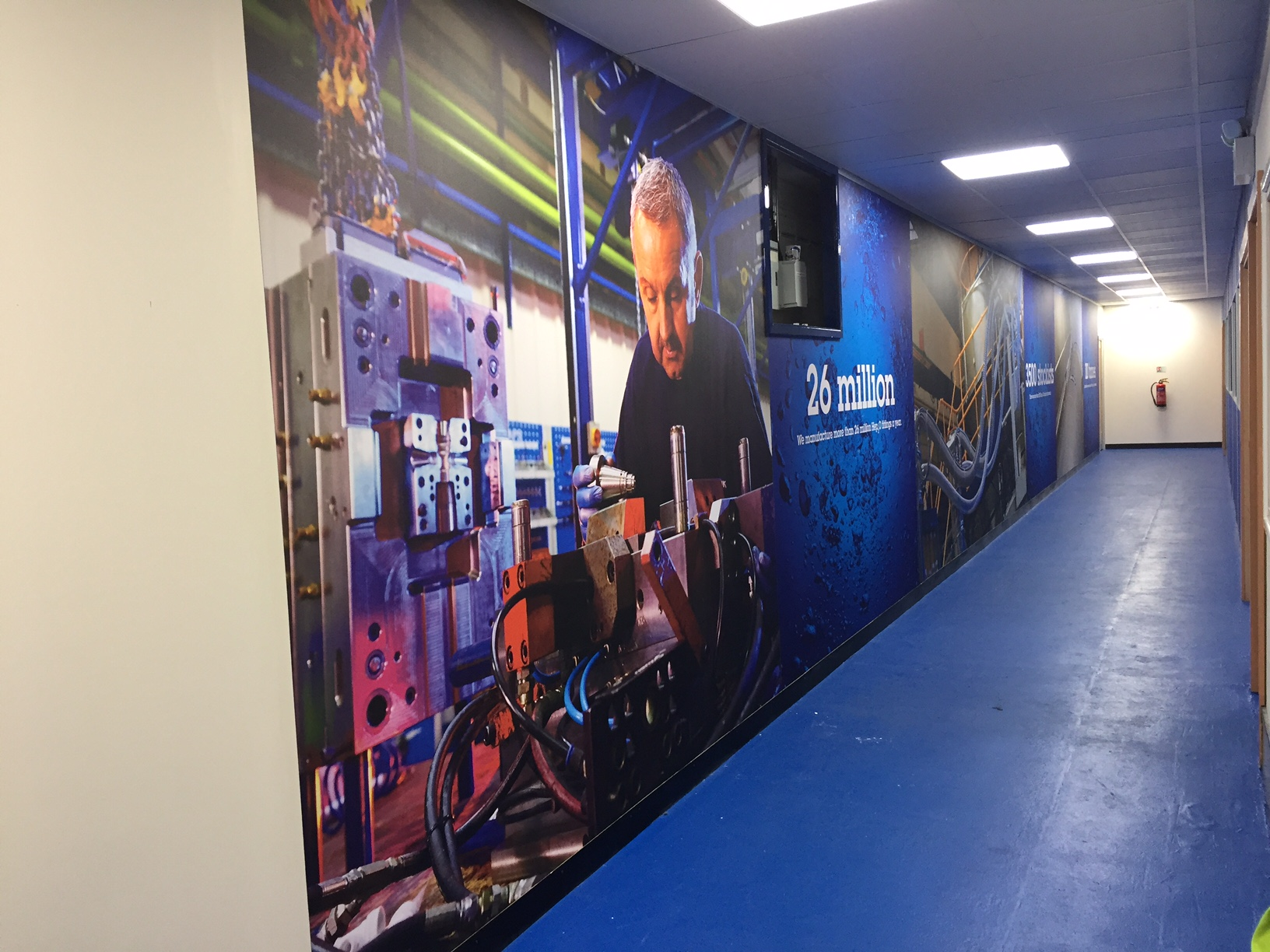 Signs, Graphics & Retail Installations, Stockport | Alpine Media