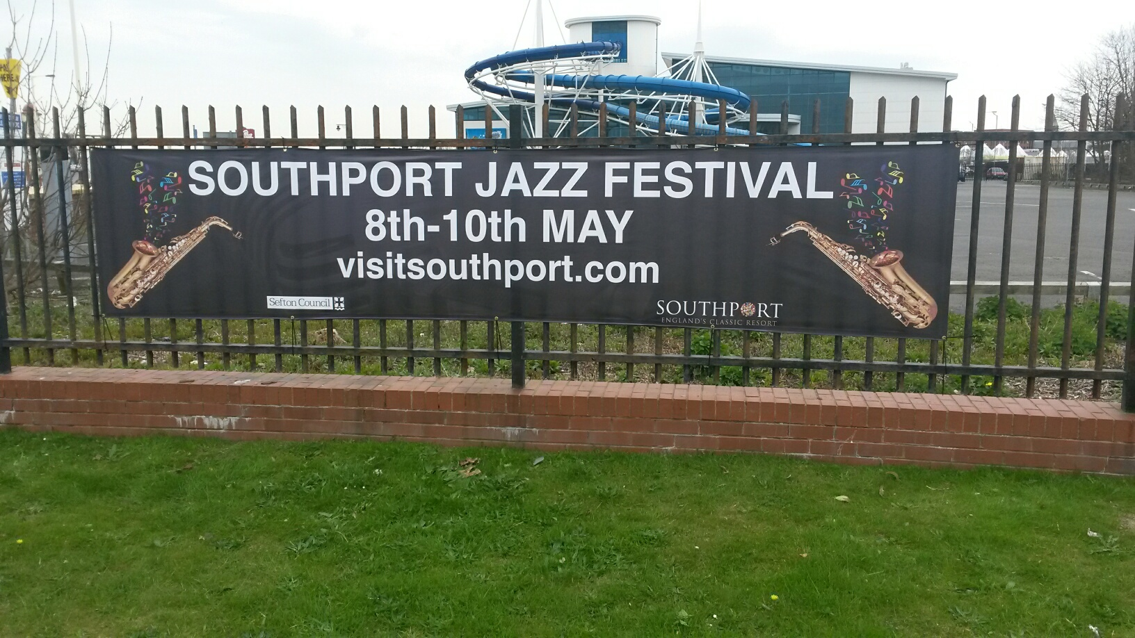 Southport Upcoming Event Banner