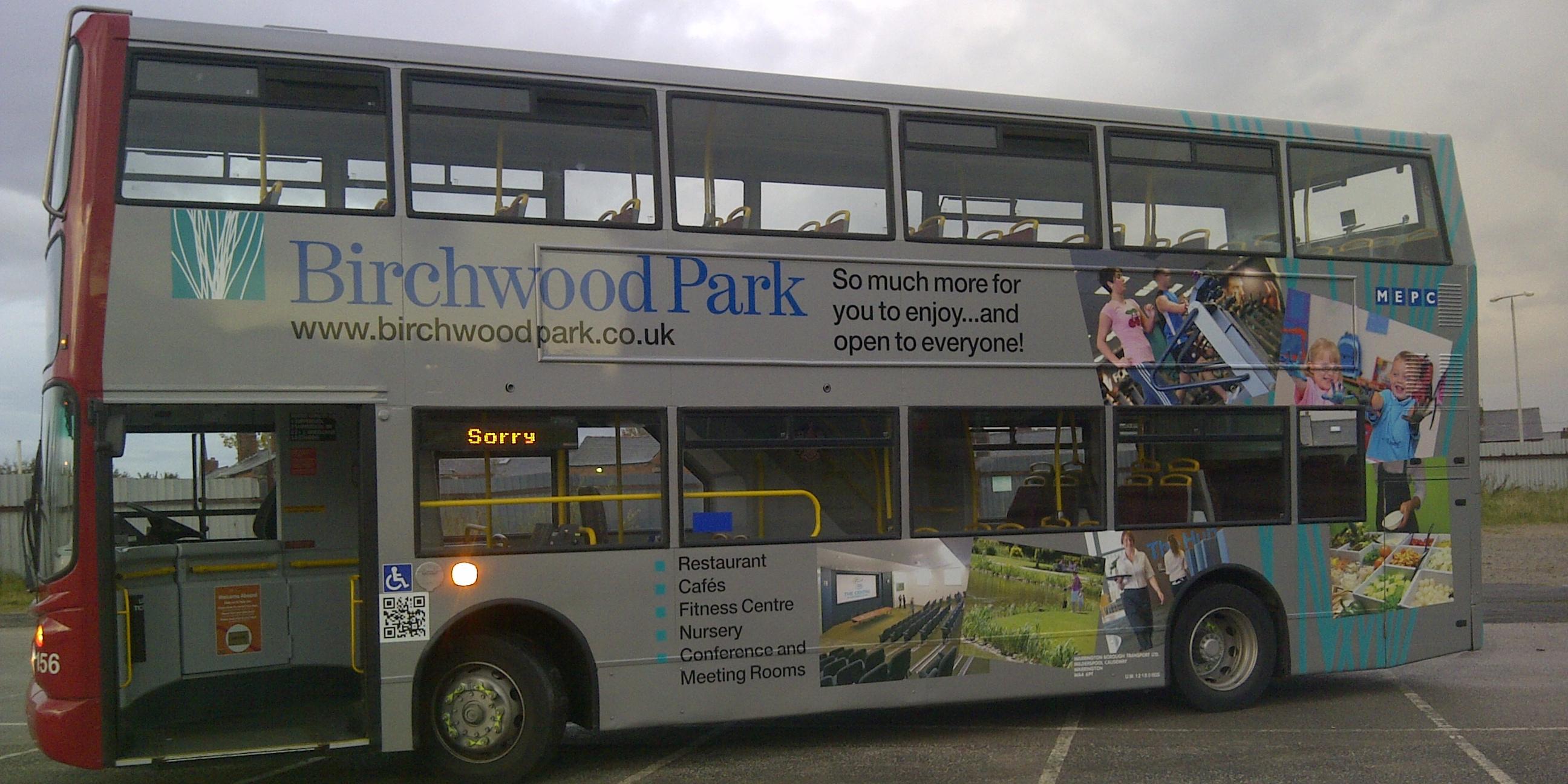Bus Advertisements