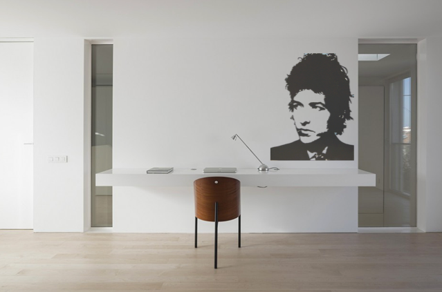 Bob Dylan Wall Sticker
