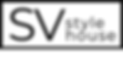 SV Style House logo (Black).png