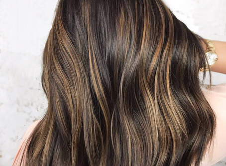 Tiger Eye, the latest hair color trend?