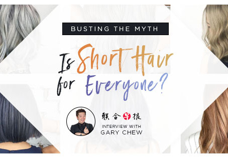 Busting the Myth: Is Short Hair For Everyone? 90's Trend Is Back!