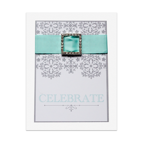TIFFANY BLUE CELEBRATE