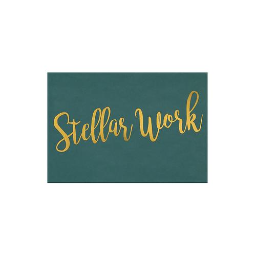 STELLAR WORK