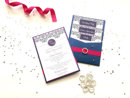 custom wedding invitations calgary