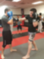 boxing training nj