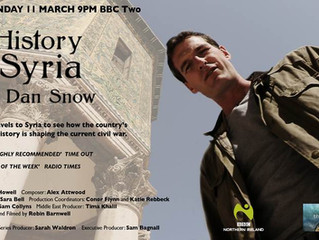 A History of Syria with Dan Snow