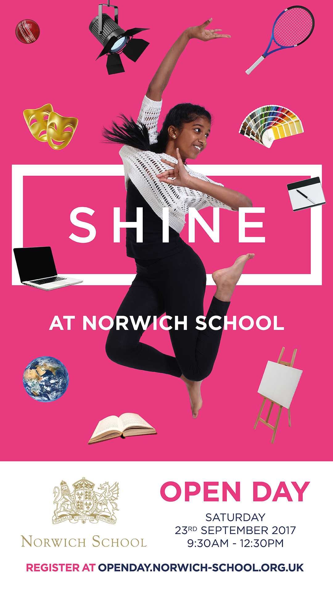 Norwich-School_Polo-Advertising-Shine 1080px x 1920px