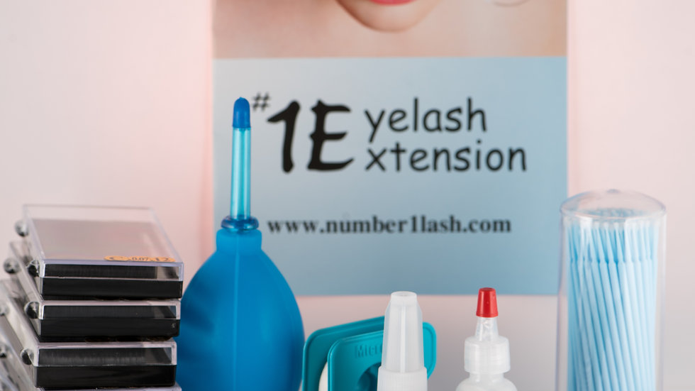 #1 LASH VOLUME KIT