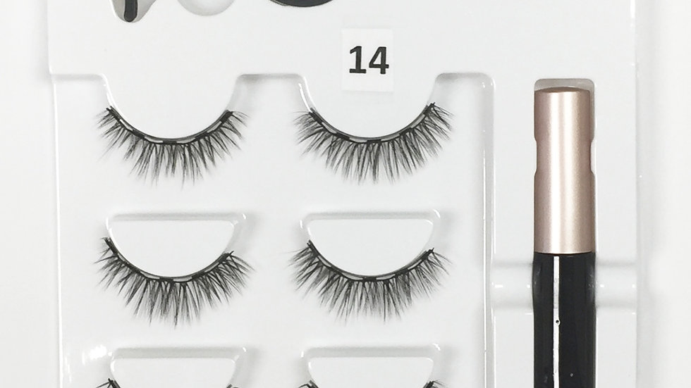 Magnetic Lashes #14