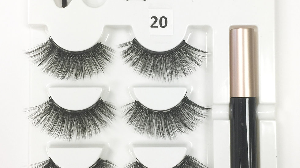 Magnetic Lashes #20