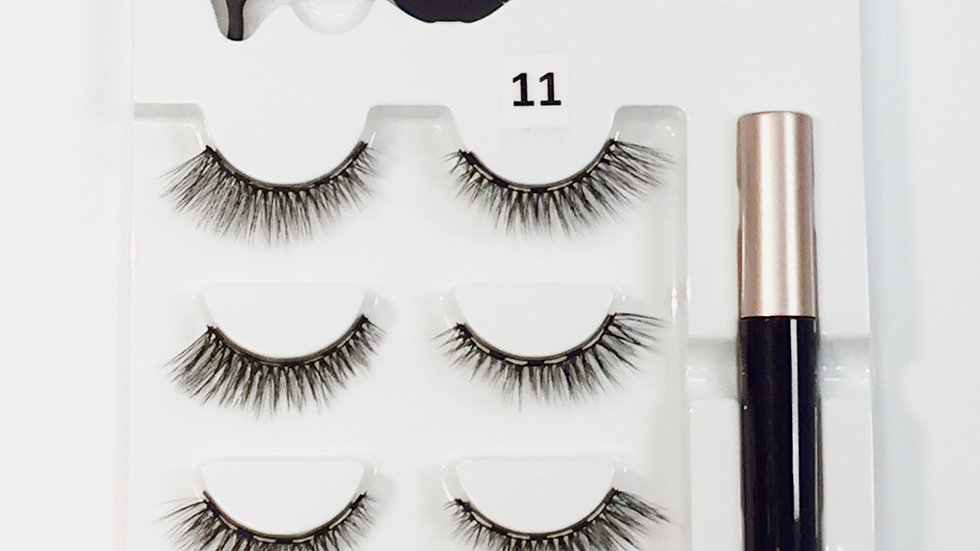Magnetic Lashes #11