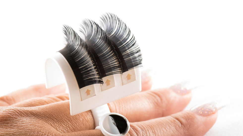 LASH & GLUE RING COMBO
