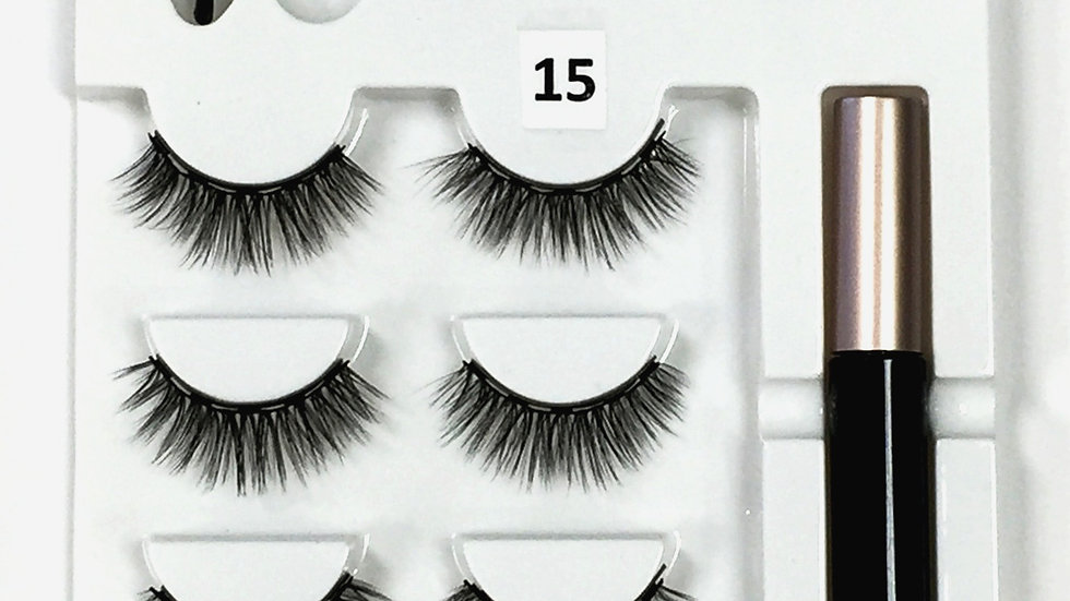 Magnetic Lashes #15