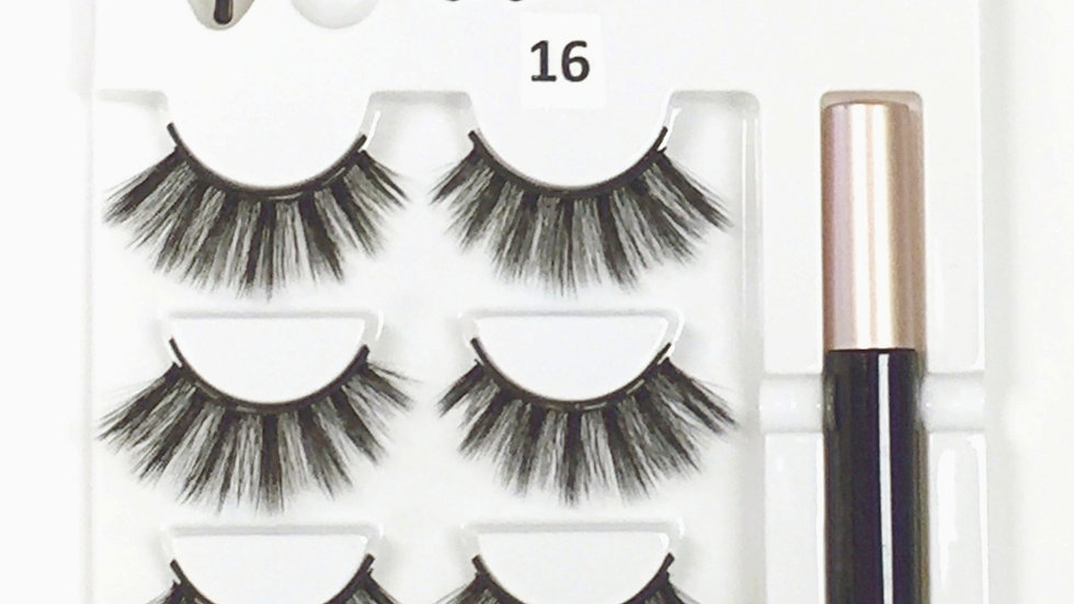 Magnetic Lashes #16