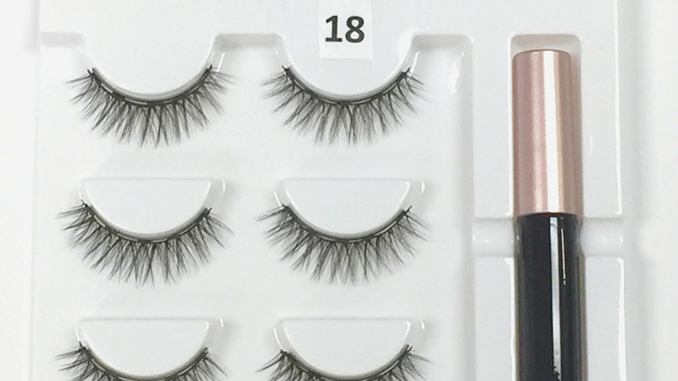 Magnetic Lashes #18
