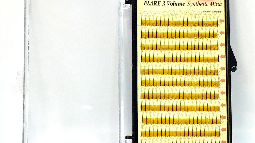 FLARE 3 VOLUME (Y STYLE)