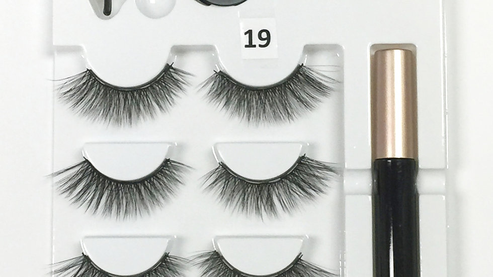 Magnetic Lashes #19