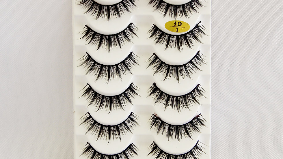 3D/1 LASHES STRIP