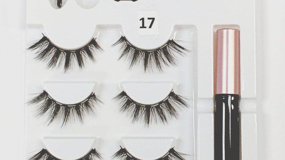 Magnetic Lashes #17