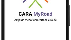 Testing of MyRoad in Austria and Belgium