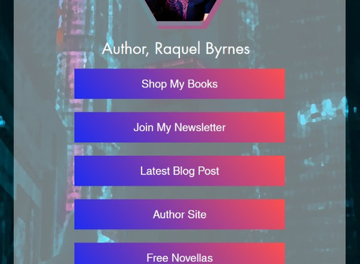 Make an Easy Author Links Page (No Linktree)