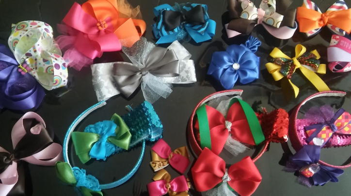 Headband/Hairbow set
