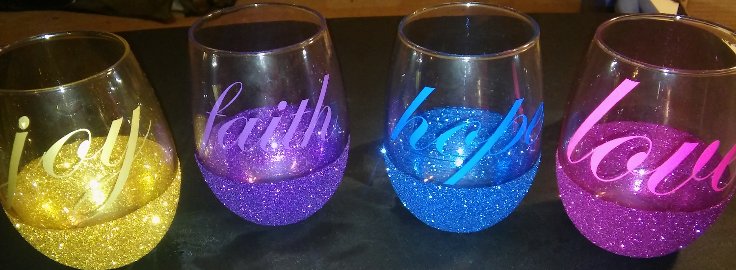 Customized Glass Set