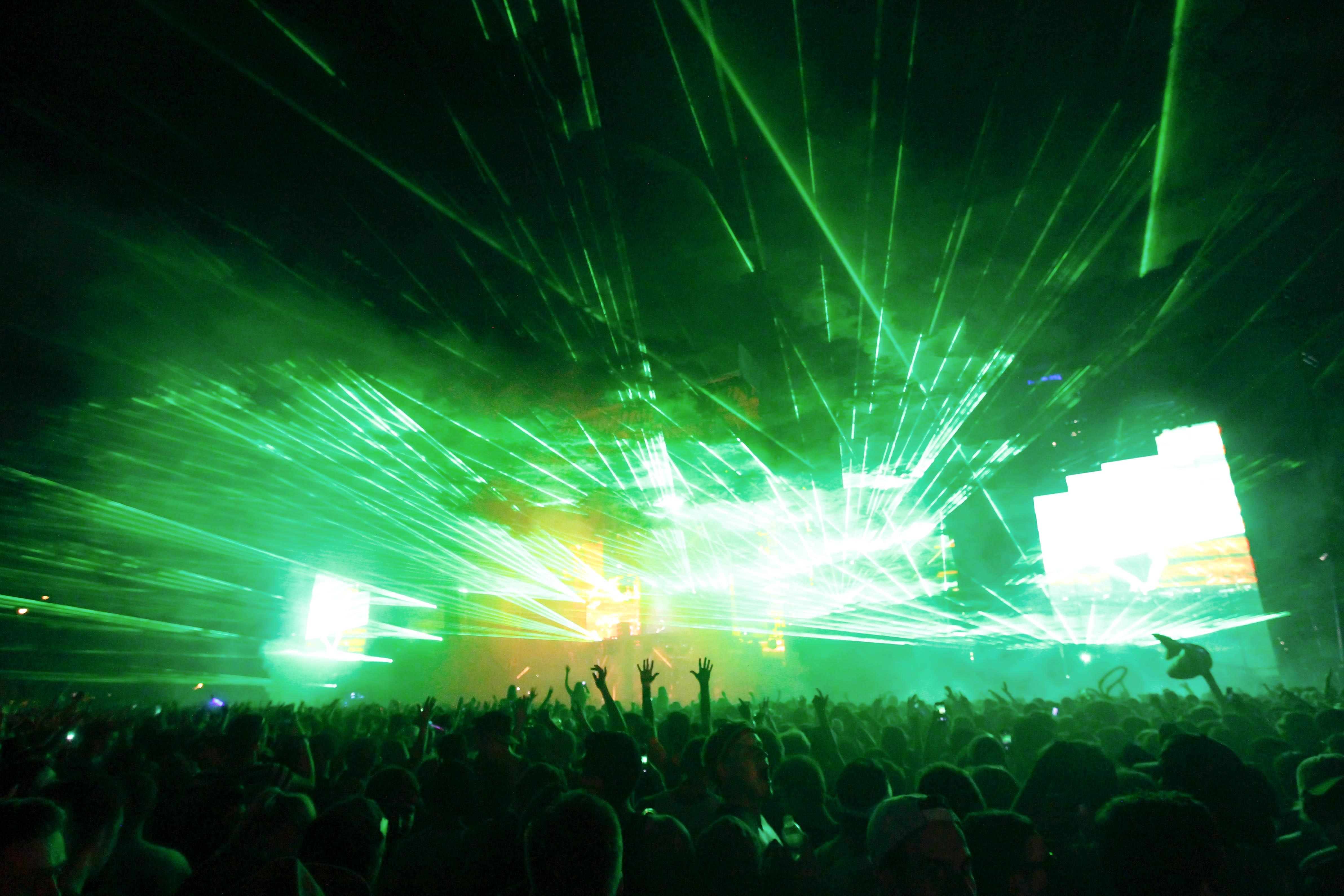 Laser Fields