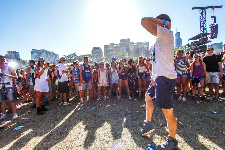 Dance Circle @ Lollapalooza '15