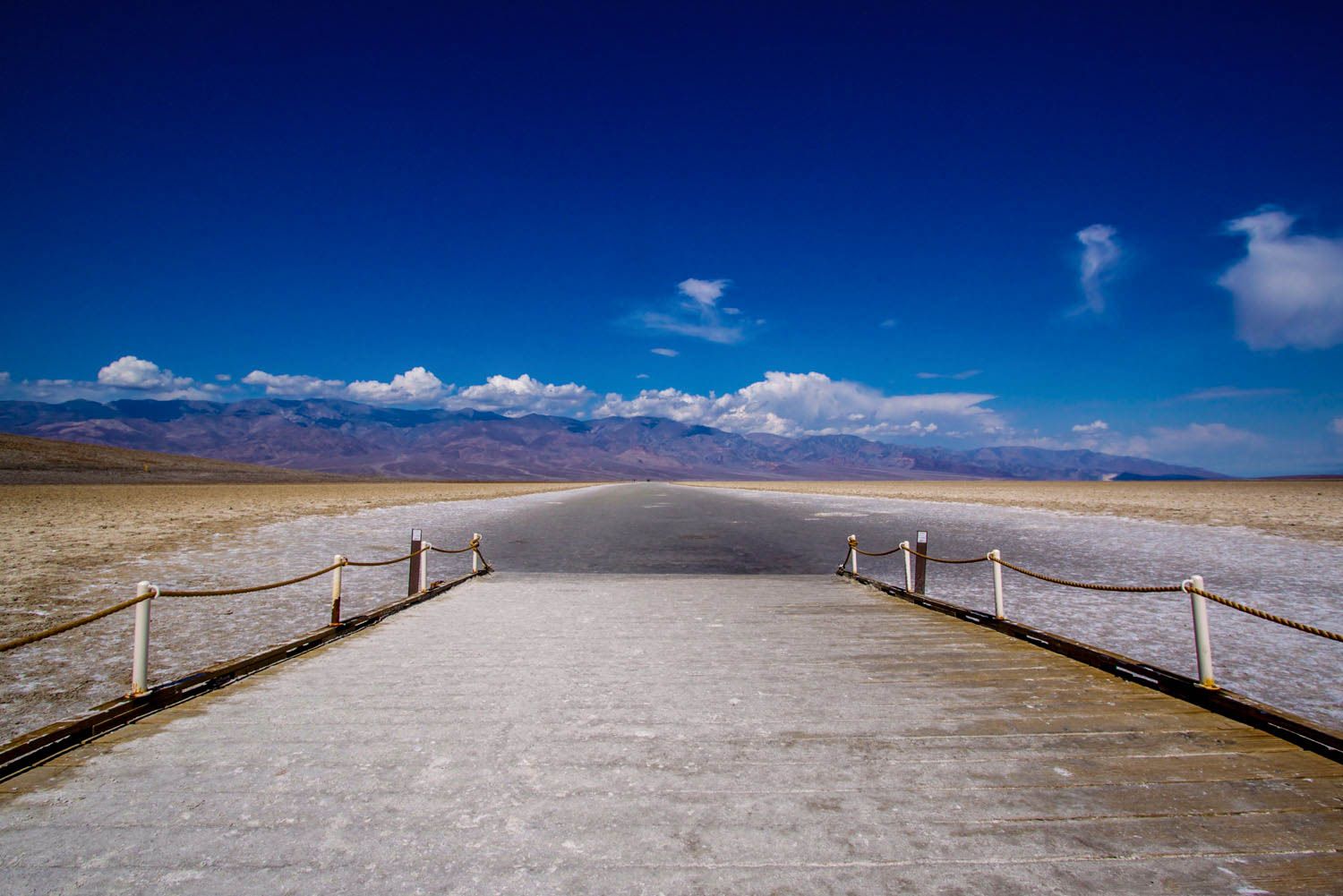 Badwater Basin - Death Valley - CA