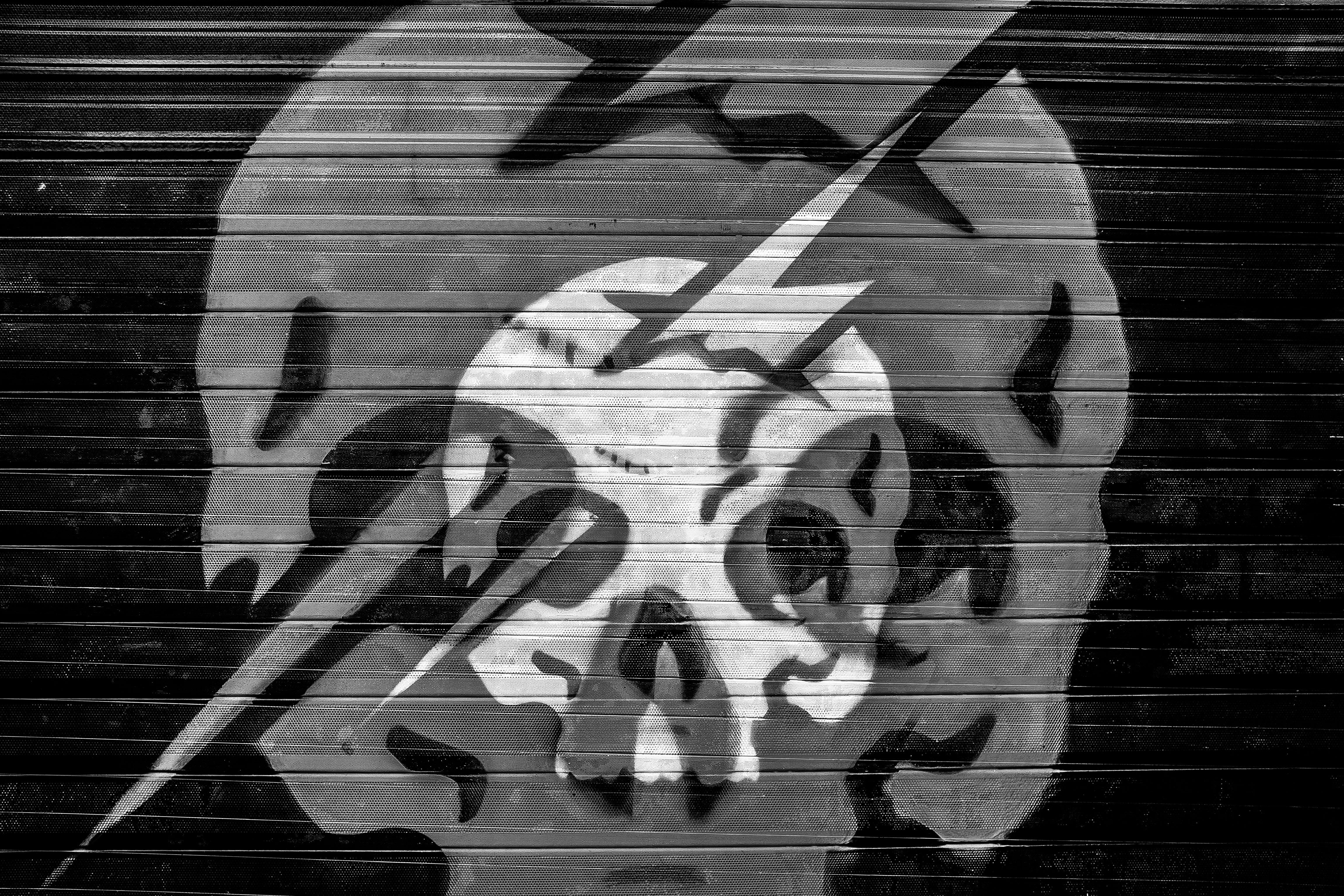 Haight Skulls - San Fransisco