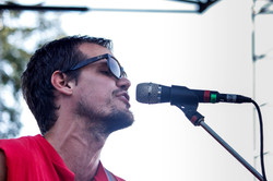 Zak Appleby of Houndmouth